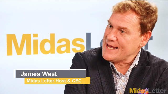 Guru Investor James West Goes Social - SwingWireMedia.com helped Midas Letter to establish awareness